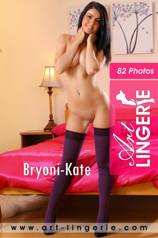Bryoni-Kate - for ART-LINGERIE