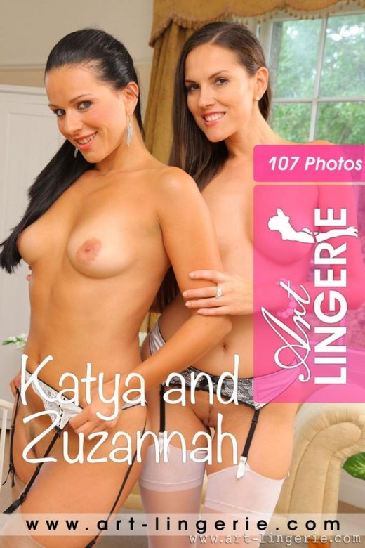 Katya & Zuzannah - for ART-LINGERIE