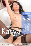 Katya in  gallery from ART-LINGERIE