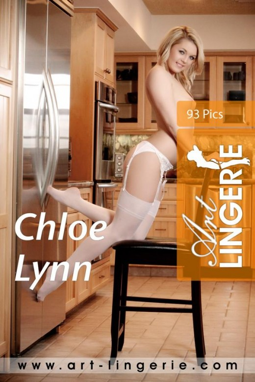Chloe Lynn - for ART-LINGERIE
