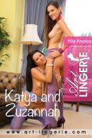 Katya & Zuzannah