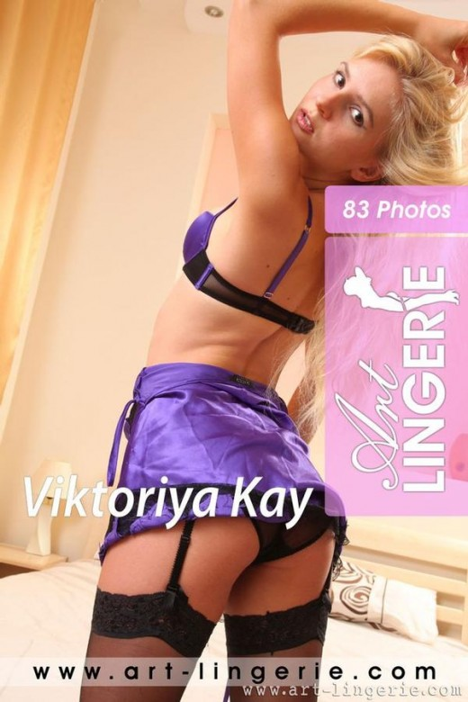 Viktoriya Kay - for ART-LINGERIE