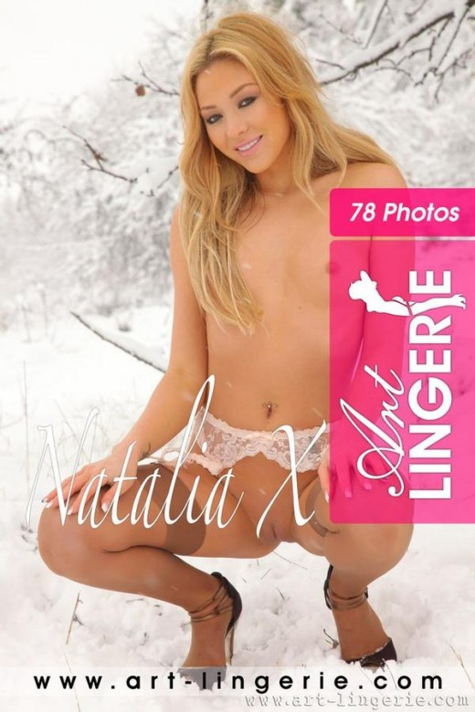 Natalia X - for ART-LINGERIE