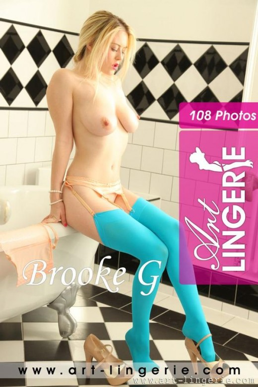 Brooke G - for ART-LINGERIE
