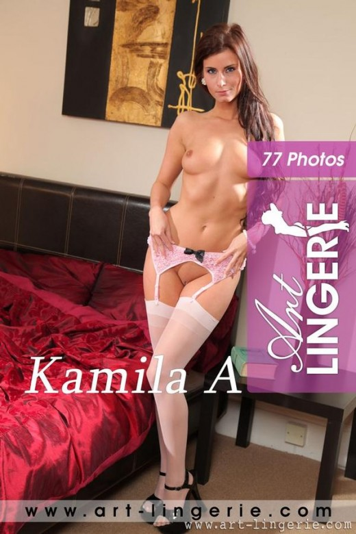 Kamila A - for ART-LINGERIE