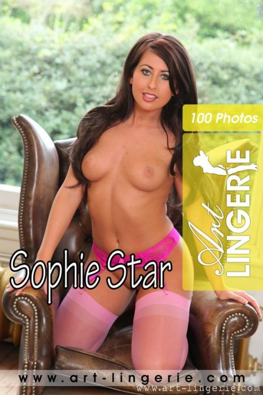 Sophie Star - for ART-LINGERIE
