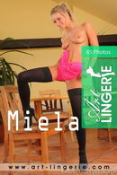 Miela in  gallery from ART-LINGERIE