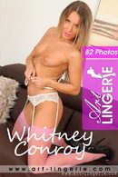 Whitney Conroy in  gallery from ART-LINGERIE