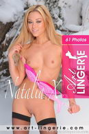 Natalia X in  gallery from ART-LINGERIE