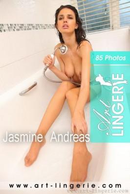 Jasmine Andreas  from ART-LINGERIE