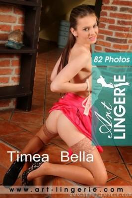 Timea Bella  from ART-LINGERIE