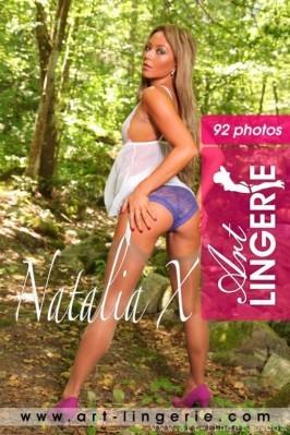 Natalia X  from ART-LINGERIE