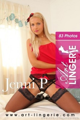 Jenni P  from ART-LINGERIE