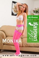 Monika in  gallery from ART-LINGERIE
