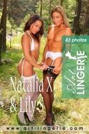Natalia X & Lily S