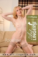 Joceline in  gallery from ART-LINGERIE