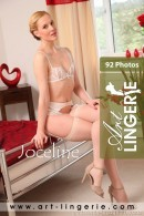 Joceline in Set 7216 gallery from ART-LINGERIE
