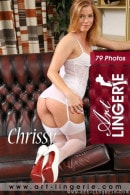 Chrissy in  gallery from ART-LINGERIE