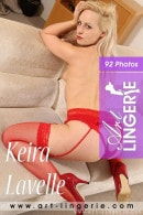 Keira Lavelle in  gallery from ART-LINGERIE