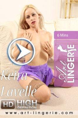 Keira Lavelle  from ART-LINGERIE