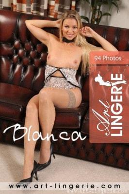 Blanca & Blanka  from ART-LINGERIE