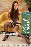 Zuzanah in  gallery from ART-LINGERIE