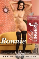Bonnie in  gallery from ART-LINGERIE