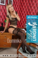 Dominika in  gallery from ART-LINGERIE