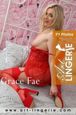 Grace Fae  from ART-LINGERIE