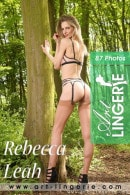 Rebecca Leah in  gallery from ART-LINGERIE