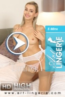 Dominika video from ART-LINGERIE