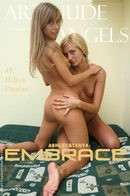 Ashley & Tanya in Embrace gallery from ART-NUDE-ANGELS by Bredon