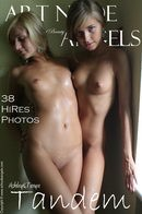 Ashley & Tanya in Tandem gallery from ART-NUDE-ANGELS by Bredon
