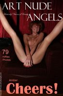 Amber in Cheers! gallery from ART-NUDE-ANGELS by Bredon