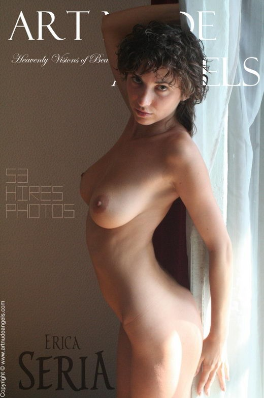 Erica - `Seria` - by Bredon for ART-NUDE-ANGELS