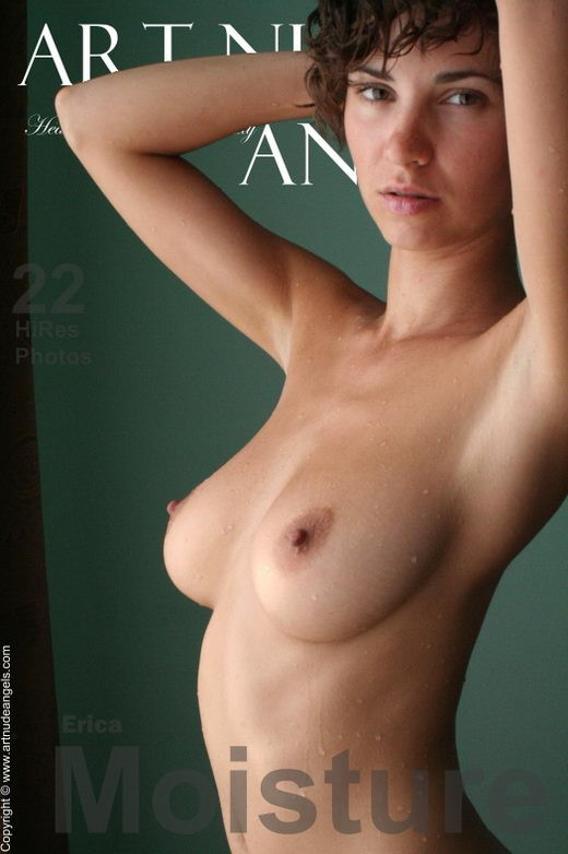 Erica - `Moisture` - by Bredon for ART-NUDE-ANGELS