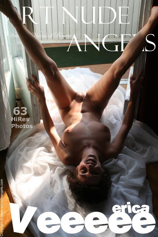 Erica - `Veeee` - by Bredon for ART-NUDE-ANGELS