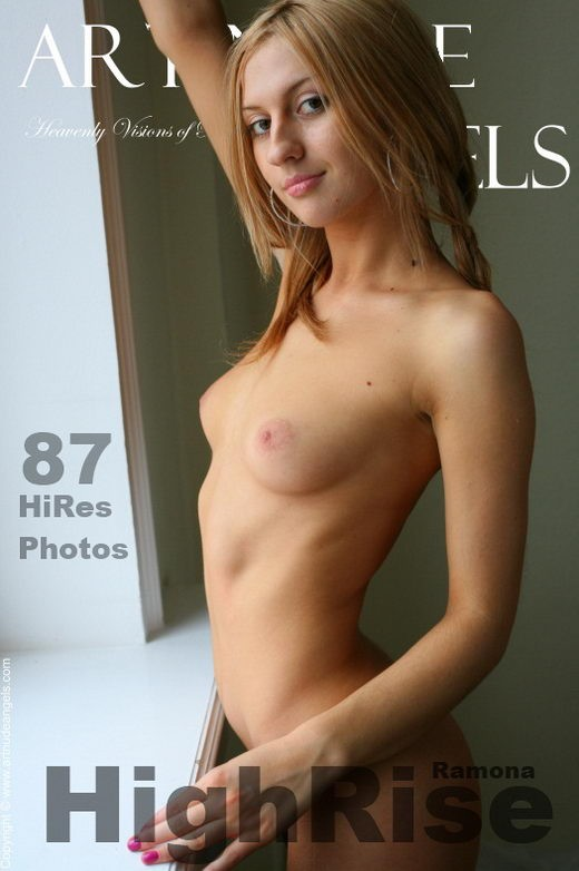 Ramona - `High Rise` - by Bredon for ART-NUDE-ANGELS