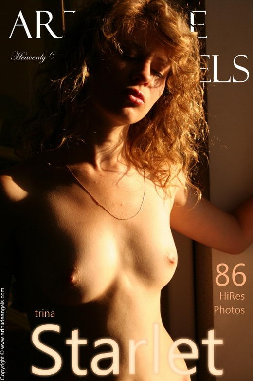 Trina - `Starlet` - by Bredon for ART-NUDE-ANGELS