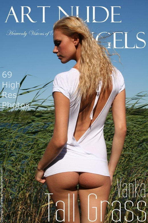 Vanka - `Tall Grass` - by Bredon for ART-NUDE-ANGELS