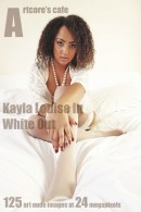 Kayla Louise - White Out