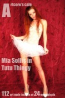Mia Sollis - Tutu Thingy