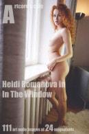 Heidi Romanova - In The Window