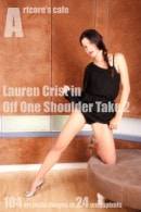 Lauren Crist in Off One Shoulder Take 2 gallery from ARTCORE-CAFE by Andrew D