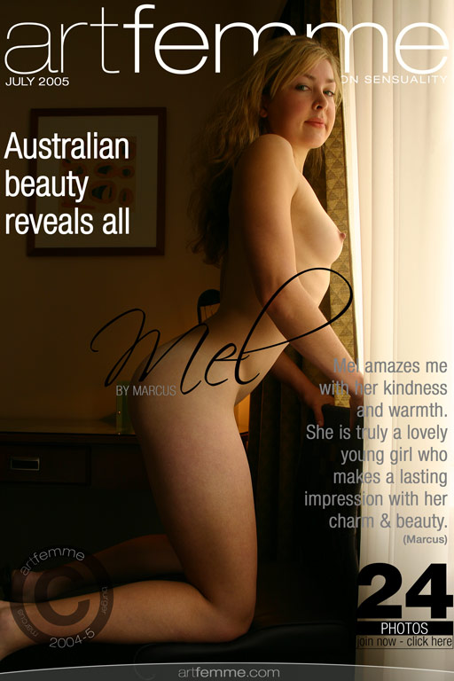 Mel - `Mel` - by Marcus for ARTFEMME
