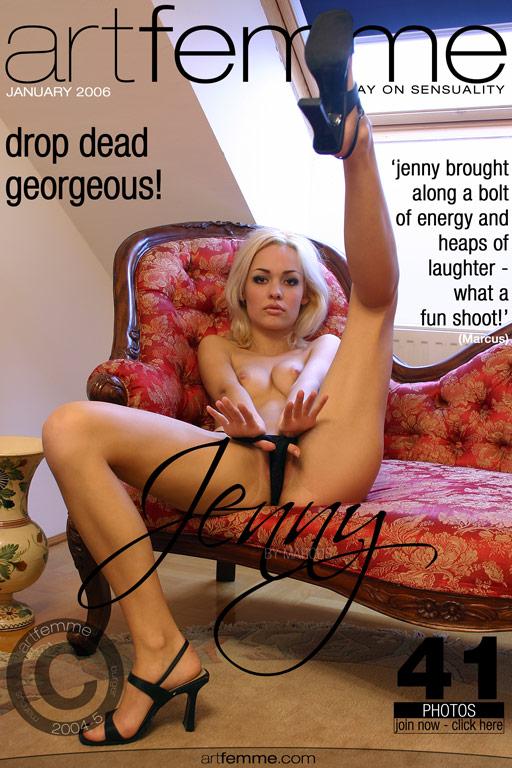 Jenny - `Jenny` - by Marcus for ARTFEMME