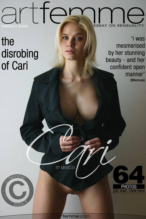Cari - `Cari` - by Marcus for ARTFEMME