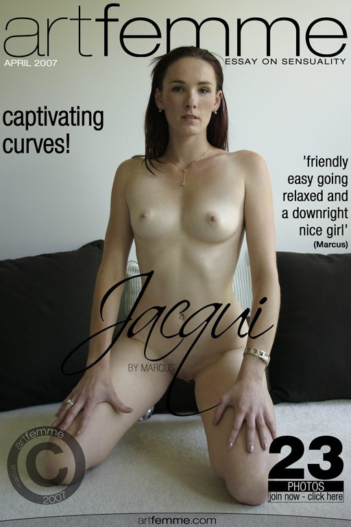 Jacqui - by Marcus for ARTFEMME