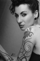 Ivana in Tattoo Lady gallery from ARTOFDANWORLD by Artofdan