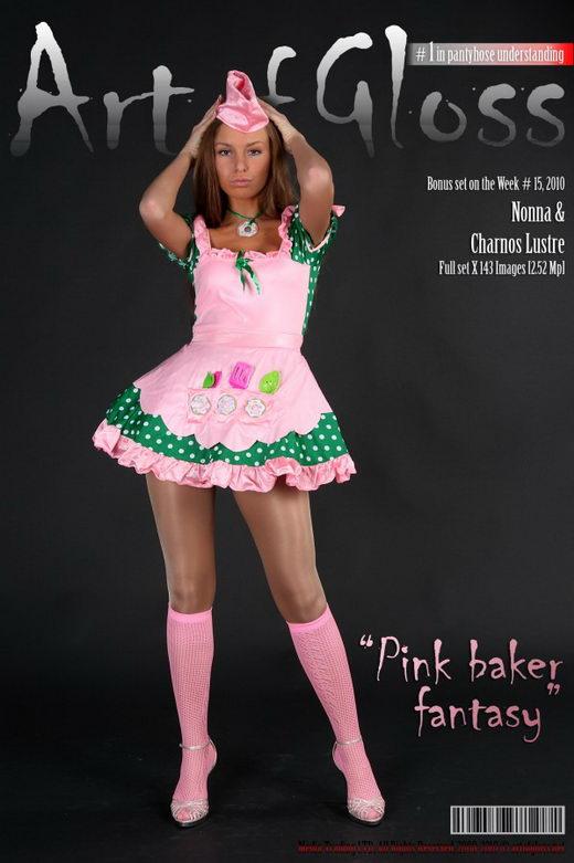 Nonna - `Pink Baker Fantsy` - for ARTOFGLOSS